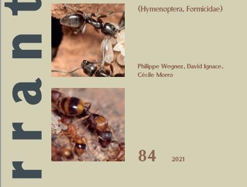 Atlas de fourmis du Luxembourg
